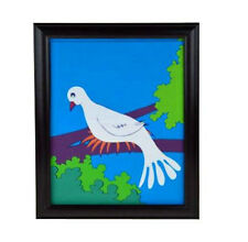 Dove Frame,Magic Dove Out From Board - Magic tricks,stage magic,party trick,fun
