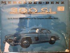 "Mercedes 300 SL Book ""FIRST PRINT"" by  Robert NITSKE"