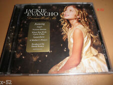JACKIE EVANCHO cd DREAM WITH ME barbra streisand SUSAN BOYLE david foster