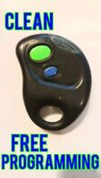 CLEAN CRIMESTOPPER KEYLESS ENTRY REMOTE CONTROL TRANSMITTER FOB KEYFOB CHXPI9695