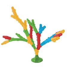 La logica di gioco di costruzione Toppletree presenti BAMBINI FAMIGLIA REGALO Gioco Divertente Party di colore