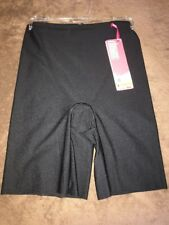 NEW Spanx Star Power 1859 Award Thinners Mid-thigh SLIMMER SHAPER BLACK SIZE SM
