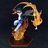 One Piece Sabo Anime Manga Figuren Figur Figure Set H.21cm PVC Neu