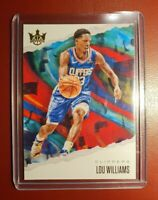 2019-20 NBA 🏀 PANINI COURT KINGS LOU WILLIAMS for the LA CLIPPERS in mint cond