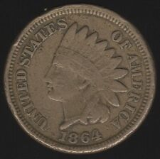 More details for 1864 u.s.a.indian head cent | world coins | pennies2pounds