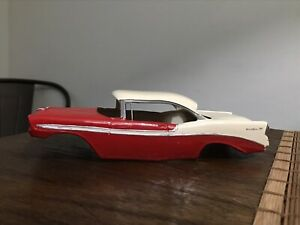 PMC 1956 Chevy Belair 2 Dr. Ht. Dealer Promo Model Car PARTS body Only