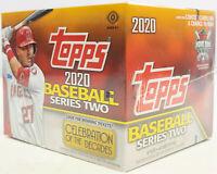 2020 Topps Series 2 HTA Jumbo Factory Sealed Hobby Baseball Card Box
