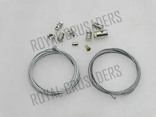 UNIVERSAL MOTORCYCLE THROTTLE CLUTCH CABLE REPAIR KIT INNER CABLE (CODE3290)