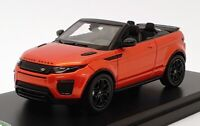 TSM 1/43 Scale RN141280 - Range Rover Evoque Convertible - Phoenix Orange