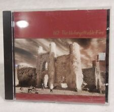 The Unforgettable Fire by U2 (CD, 1984, Island (Label))