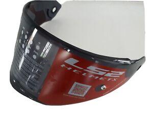 Visière écran Fumé fonce pour casque LS2 FF324 METRO EVO