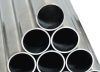 "Stainless Steel 316 DP - 3"" 76mm x 1.5mm Exhaust Pipe Repair Tube x 250mm"