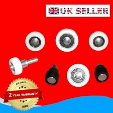 Sliding door roller guide hinge ball bearing bottom middle top For Iveco daily