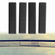 4X Replacement Roof Rail Rack Moulding Clip Cover For Mazda 2 3 6 CX5 CX7 DH