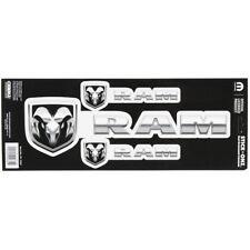 Original dodge ram pick up logotipo en letras Mopar emblema ADHESIVO DECAL sticker