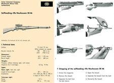 SIG c1950 Neuhausen SK46 Manual (English)