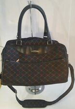 Pierre Cardin Overnight Carry on Shoulder Bag Luggage NWOT