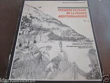 Premiers paysans de la France méditerranéenne/ Musée de Saint-Germain-en-Laye