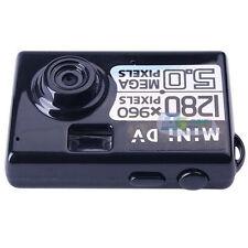 5MP 720P HD Mini Portable DV Digital Camera Video Recorder Camcorder Spy New
