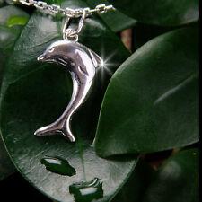 Delphin Anhänger  aus 925er Sterling Silber
