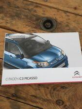 Manuel D Utilisation Citroën C3 Picasso