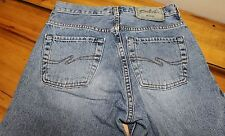 Vintage Silver Clothing Co Women's Button Fly Jeans Size 26/32 Blue - Canada