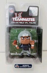 NFL Lil Teammates Collectible Figure New England Patriots Quarterback Series 4