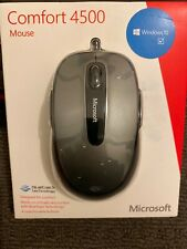 Microsoft Comfort 4500 Ergonomic Wired USB Optical BlueTrack 5 button Mouse