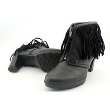 100% Leather Casual Narrow (2A) Boots for Women