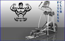 Wall Stickers Vinyl Decal Fitness Club Gym Mr. Olympia Bodybuilding (ig1074)