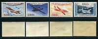 """FRANCE STAMP TIMBRE POSTE AERIENNE N° 30/33 """" PROTOTYPES AVIONS """" NEUFS xx LUXE"""
