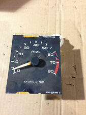 peugeot 205 1.6 / 1.9 gti dash instrument rev tacho meter