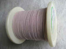 Litz wire 40/44 for Amateur & Crystal Radio coil, Double layer insulation, 200'