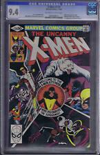 Uncanny X-Men #139 Marvel 1980 CGC 9.4 (NEAR MINT)