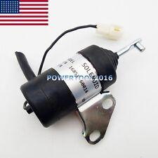 Fuel Solenoid 16851-60014 for Kubota Garden Tractor TG1860 G1800 G1900 G2160