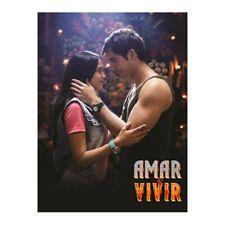 AMAR Y VIVIR  . Telenovela  COLOMBIANA  20 Dvds