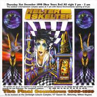 HELTER SKELTER - THE FINAL COUNTDOWN (TECHNODROME CD'S) 31ST DECEMBER 1998
