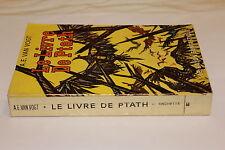 (51) LE RAYON FANTASTIQUE N° 87 Le livre de Ptath A.E VAN VOGT