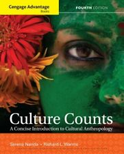 Culture counts By Serena Nanda 4th Edition 2017 (P D F) ''INSTANT DELIVERY''