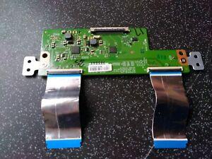 Blaupunkt 49/148Z-GB-11B-FGUX-UK TCON Board & Ribbon Flex 6870C0532B 49/148Z