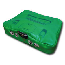 N64 Jungle Green Nintendo 64 System Console Dust Cover - Vinyl Brand New!
