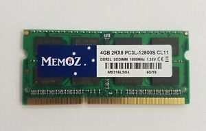 4GB RAM for Apple Macbook Pro iMac MacMini 2011 2012 2013 2014 DDR3L PC3L Memory