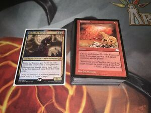Mtg Full EDH Deck - Rielle, the Everwise - Lots of Rares/Mythics!!!