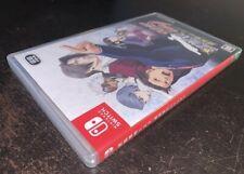 Phoenix Wright: Ace Attorney Trilogy 1 2 3 - Nintendo Switch (Boxed) Eng/Jpn