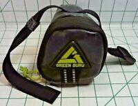 Green Guru Cycling Pouch - Bike Bicycle Rear Seat Saddle Bag Storage