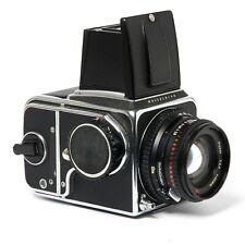 Hasselblad 500CM + Planar 80mm F2.8 + Mag A12 Cromata