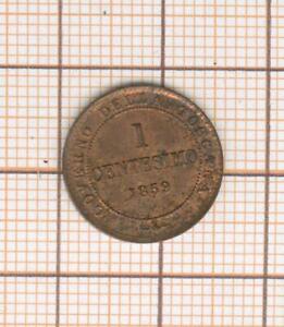 Toscane 1 centesimo 1859