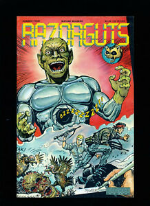 Razorguts #4, 1992, Monster Comics , US-Comic, Zustand (1-2)