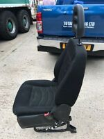 New Iveco Daily Driver Seats