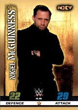 WWE Slam Attax - 10th Edition - Nr. 206 - Nigel McGuiness - NXT